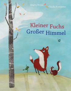 Kleiner Fuchs Großer Himmel Titelbild